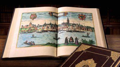 Civitates Orbis Terrarum, Städteansichten, Georg Braun, Franz Hogenberg