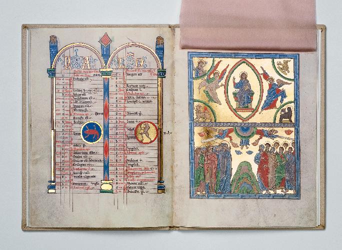 Das Goldene Hildesheimer Kalendarium