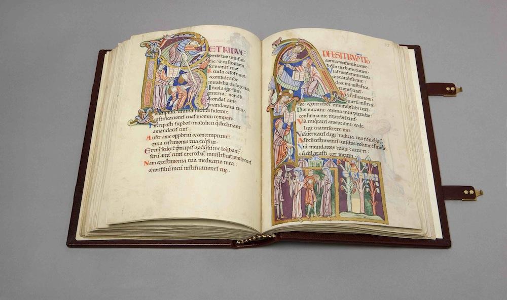 St. Albans Psalter