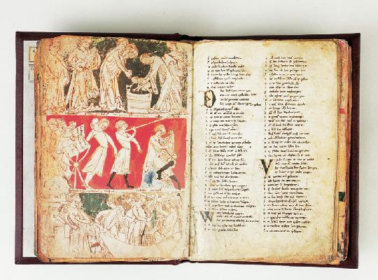 Gottfried von Straßburg : Tristan und Isolde