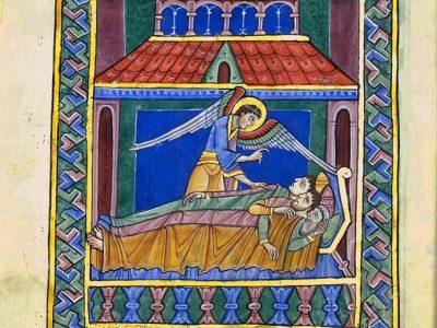 Der Traum der Heiligen Drei Könige