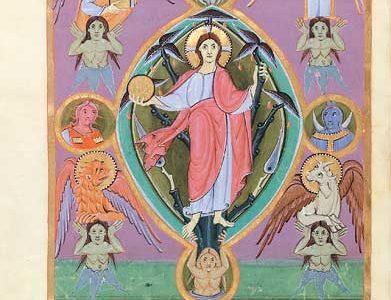 Christus im Paradies