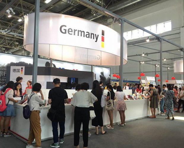 BIBF 2017, Beijing International Book Fair, Peking Internationale Buchmesse, Messeauftritt, exhibition