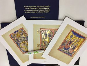 Königspsalter der Sainte-Chapelle, Königspsalter, digitaler Hörstift, Bookii, Dokumentationsmappe, royal psalter of Sainte-Chapelle, royal psalter, digital audio pen, documentation kit