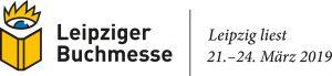 Logo Leipziger Buchmesse 2019
