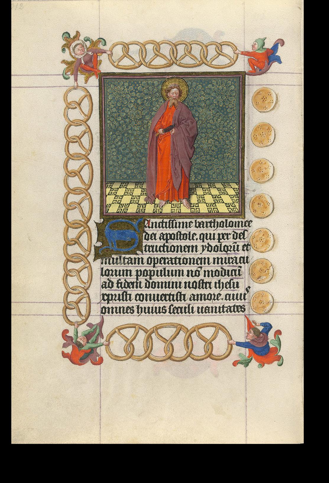 Katharina von Kleve, fol.228, Stundenbuch, book of hours