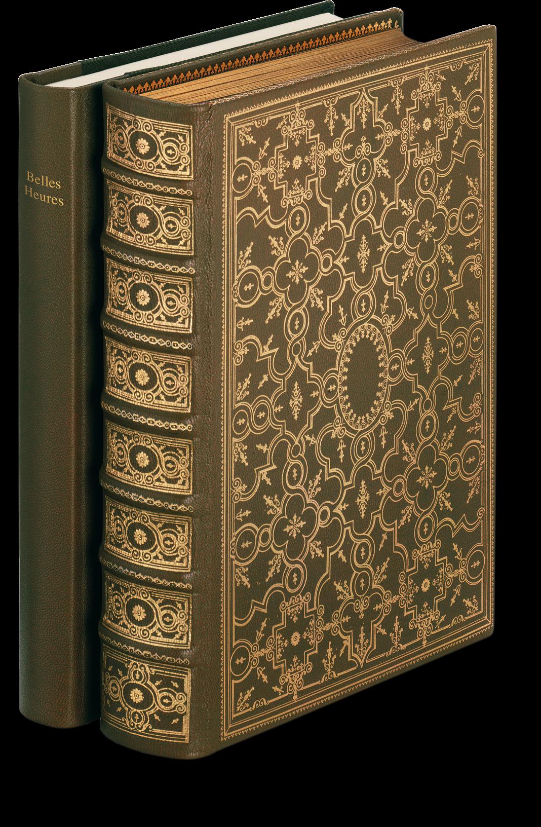 Belles Heures, Duc de Berry, Codex, Limburg Brüder
