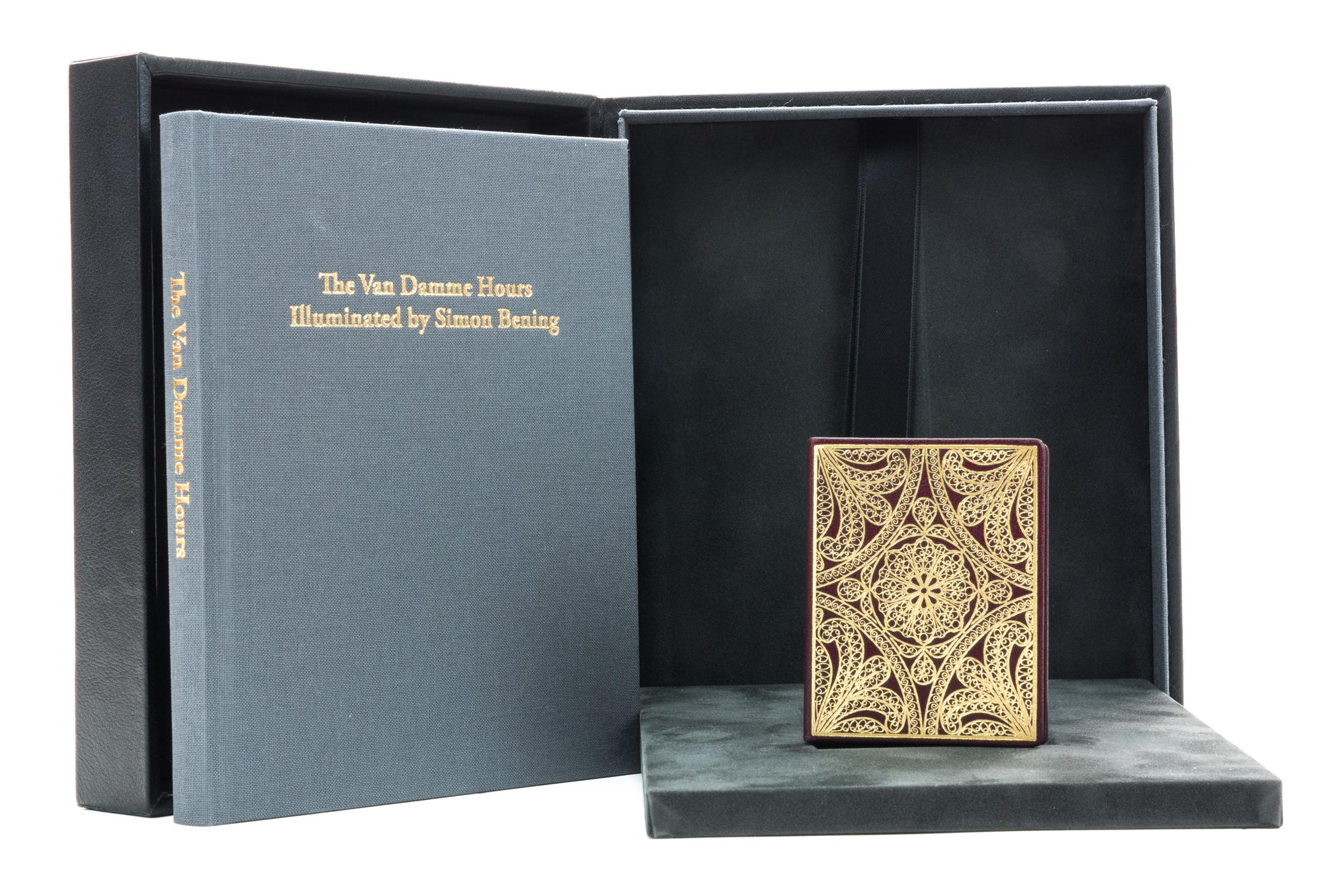van Damme Stundenbuch, hours, book of hours, van Damme, Simon Bening