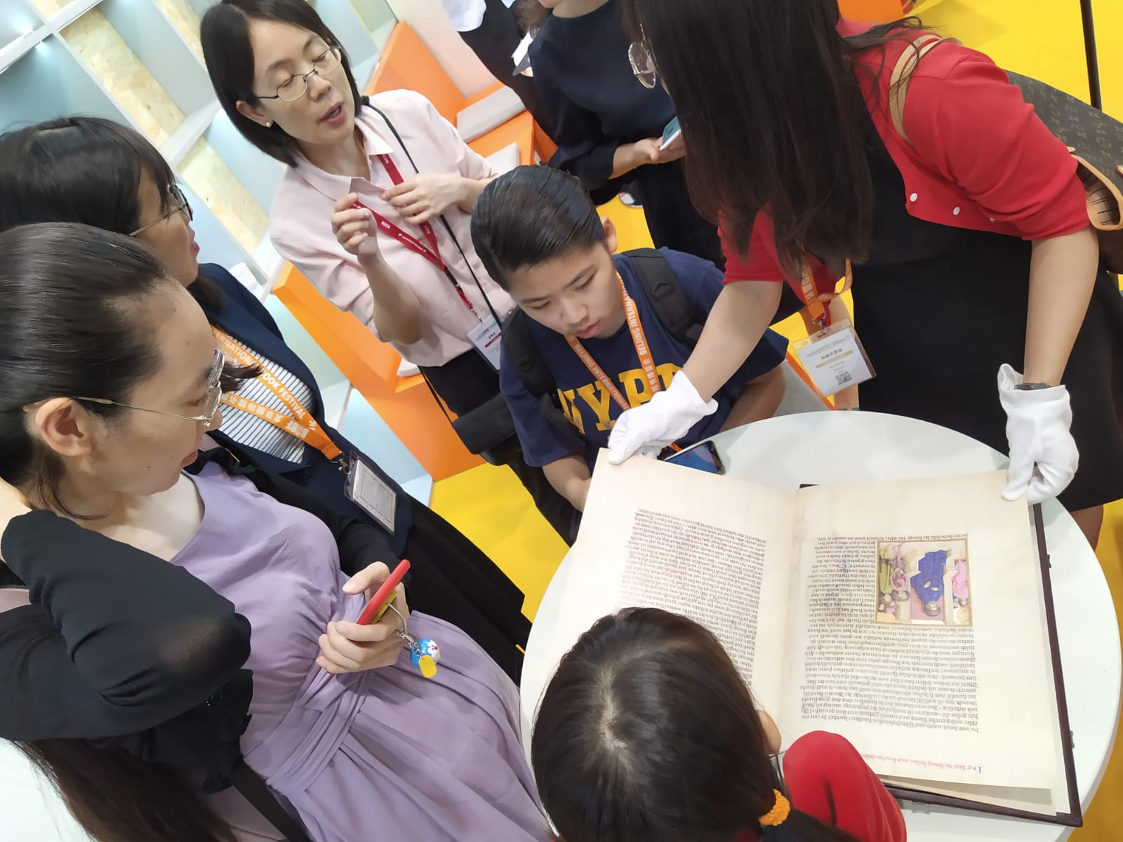 BIBF 2019, book fair, beijing, peking, messe, asien, deutscher pavillon, german pavilion