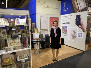 FBM 2019, Frankfurter Buchmesse, Verlegerin, Charlotte Kramer