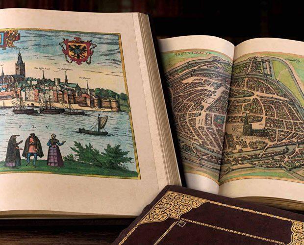 Civitates Orbis Terrarum 1574-1618 Faksimile-Edition